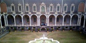 Il Monastero Benedettino di San Nicolò L'Arena a Catania, sede del Congresso