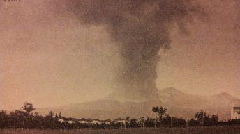 Cartolina postale dell'epoca (collezione personale) – Riproduce una foto del fondo fotografico del Prof. Gaetano Ponte (Archivio Fotografico Toscano).