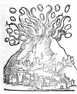 L'Etna nella prima edizione del 1544