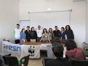 """Doverosa foto di gruppo per associazioni partecipanti a """"Liberafiumi"""""""