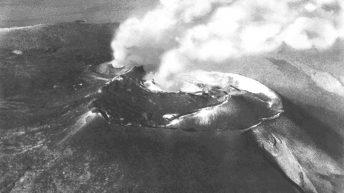 Cratere di Nord Est 1924