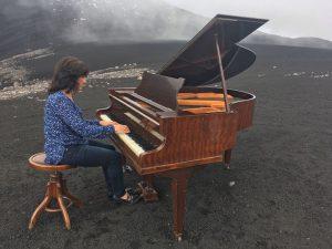 Piano delle Concazze. Ketty Teriaca e il suo pianoforte