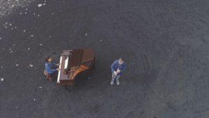 Anaktoron 2, riprese dal drone