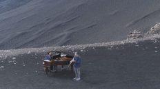 Anaktoron 7, riprese dal drone