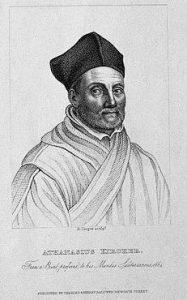 Athanasius Kircher - Incisione di R. Cooper