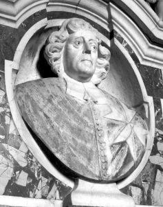 Don Diego Pappalardo – Monumento funebre (Chiesa Madre di Pedara)