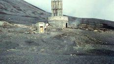 Il condensatore del Vulcarolo negli anni '60 (collezione personale)