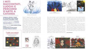 Recensione sul Catalogo Etna Comics mostra miti