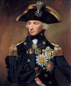Nelson ritratto da Lemuel Abbott