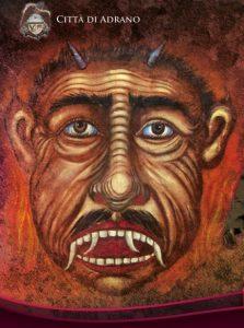 La Diavolata di Adrano (particolare del manifesto della rappresentazione del 2015)