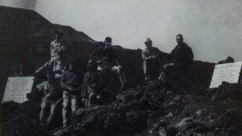 02 - 1961 Le lapidi  poste dalla Pro Loco di Piedimente