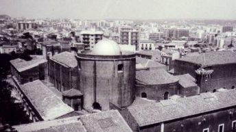 La vecchia La vecchia sede dell'Osservatorio Astronomico