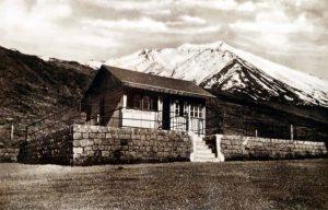 2 Prima struttura Caffè Cantoniera