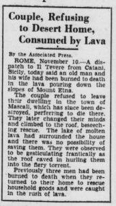 Evening Star (Washington D.C.) – 10 novembre 1928