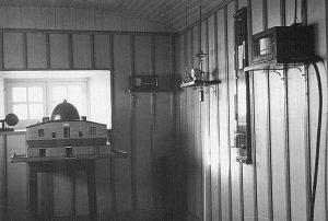 Interno della Casa Cantoniera, dopo il restauro (A.F.T.) 1
