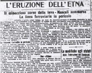 L'Ora (Palermo), 8 novembre 1928