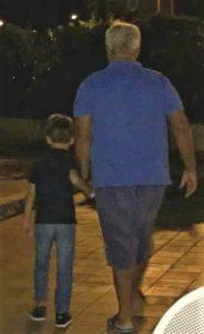 """""""Un vecchio e un bambino si preser per mano e andarono insieme incontro alla sera"""" (cit. Francesco Guccini)"""