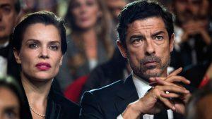Micaela Ramazzotti e Alessandro Gassmann in una scena del film