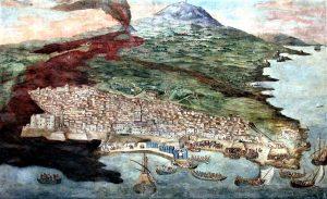 L'affresco della Sacrestia del Duomo