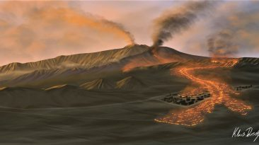 Etna eruzione 1928 Mascali