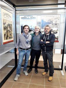 A Mascalim cin Vito Finocchiaro e Leonardo Vaccaro