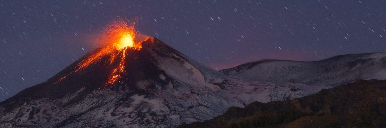 Etna 5 dicembre 2018 FOTO