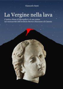 La Vergine nella lava copertina