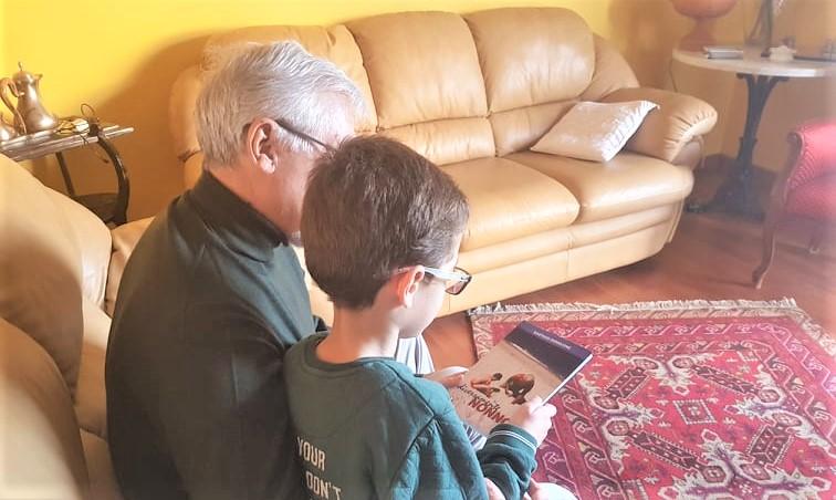 Con Piricullo e Diversamente nonno