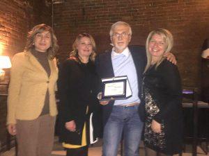 Con Monica Maimone, Marisa Mazzaglia e Giusi Lo Bianco