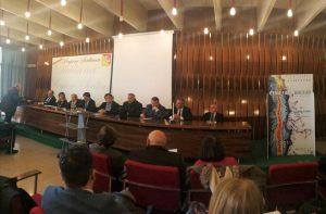 La presentazione di ieri a Catania