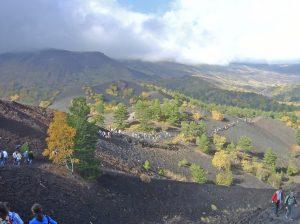 Trekking ai Monti Sartorius (dal sito del Parco dell'Etna)