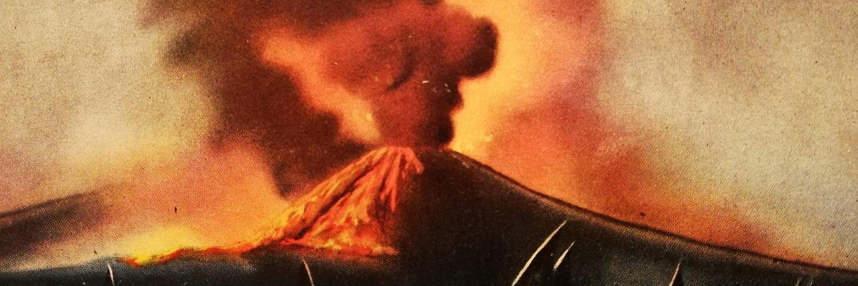 Vesuvio aprile 1906