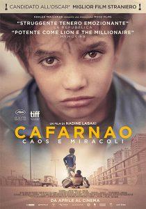 locandina CAFARNAO