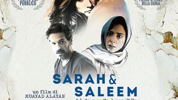 locandina SARAH e SALEM