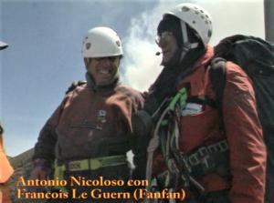 Antonio e François Le Guern, vulcanologo francese