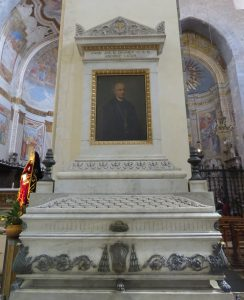 MONUMENTO DUSMET IN CATTEDRALE