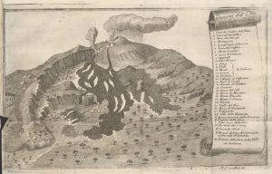Stampa dal Giornale dell'eruzione dell'Etna avvenuta alli 27 maggio 1819 di Mario Gemmellaro