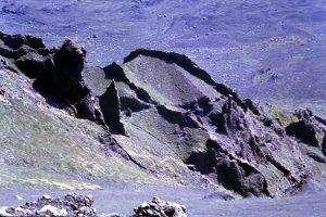 Dicchi in Valle del Bove (Foto S. Scalia)