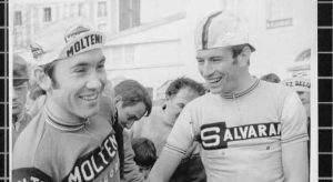 Felice Gimondi e Eddy Merckx