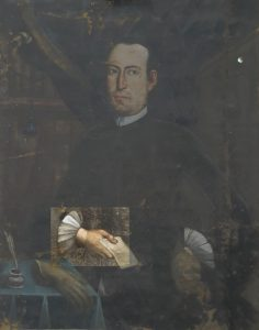 RITRATTO LORENZO BUFALI
