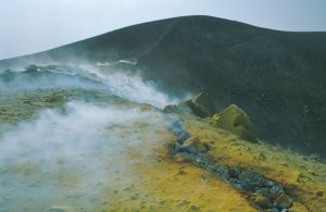Vulcano, la Fossa 1