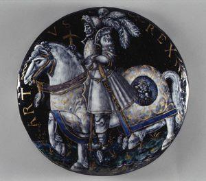 Artus Rex (Fonte Metropolitan Museum of Art - Gallery Images)