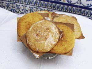TORTAS DE SAN JUAN
