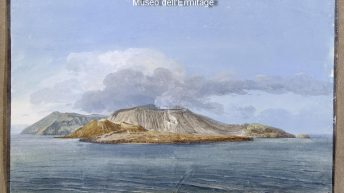 04 Hoüel-Jean-Pierre-Islands-of-Vulcano-and-Vulcanello-c1776-79-gouache-Hermitage-France