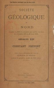 Constant Prévost - Lettre relatant l'exploration de l'île de Julia- in Bulletin de la Société Géologique de France, 7 novembre 1831