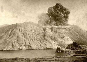 "G.Mercalli, esplosione ""vulcaniana"""