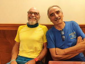 Umberto Marino e Giacomo Drago