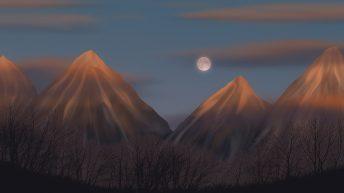 Paesaggi di montagna