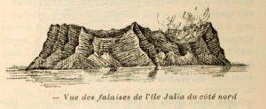 Schizzo eseguito da Constant Prévost - 1831