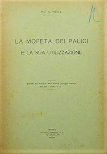 Una pubblicazione sulla Mofeta dei Palici di Gaetano Ponte (1934)